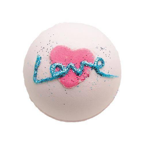 bomba de baño all you need is love - bomb cosmetics