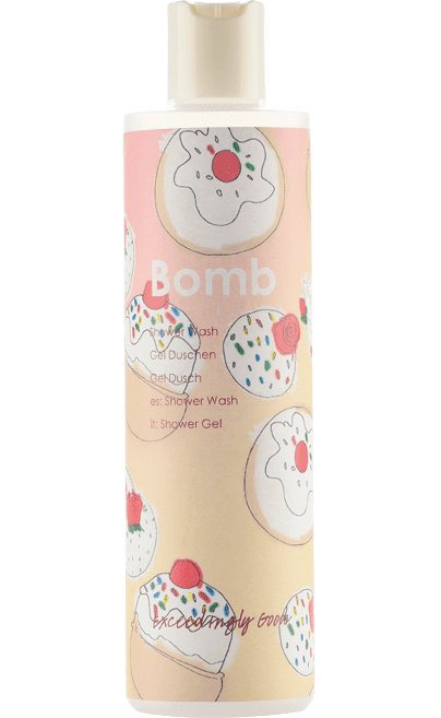 Gel de Ducha Corporal Vegano - Exceedingly Good gel de ducha Bomb Cosmetics