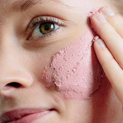 Exfoliante Facial Natural - Rosy Cheeks exfoliante facial Bomb Cosmetics