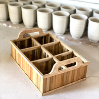 Bamboo Planet Cup Trays