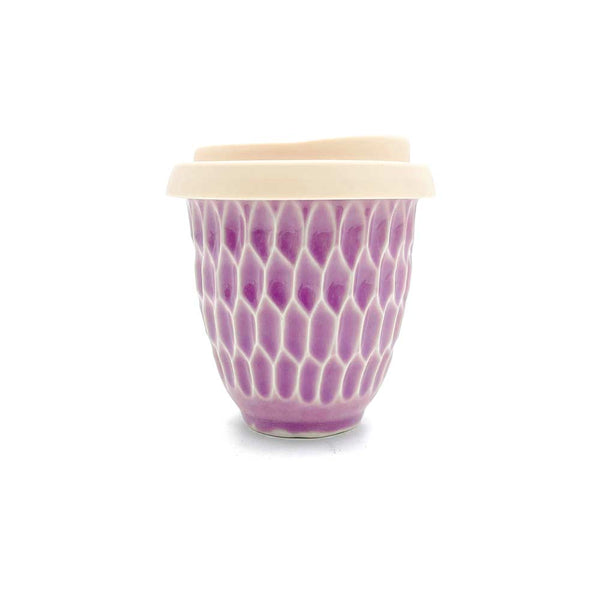Pottery For The Planet Cup Lavender 4oz