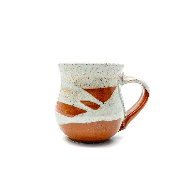 Pottery For The Planet stoneware mug