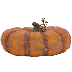 TERRACOTTA ORANGE PUMPKIN