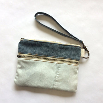 Casual Clutch Denim 7