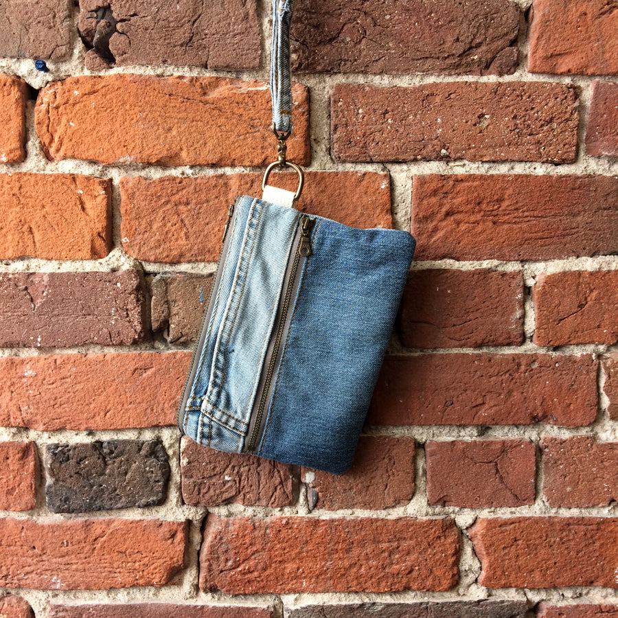 Casual Clutch Denim 8