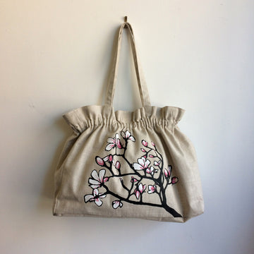Linen Everyday Bag Magnolia