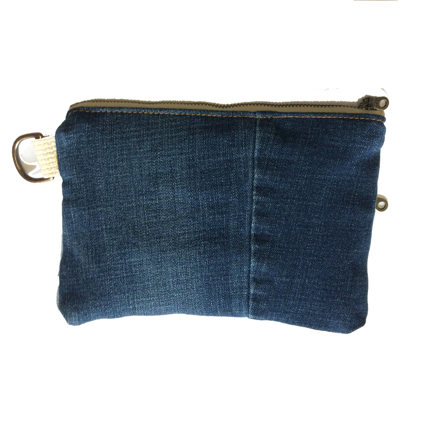 Casual Clutch Denim 2