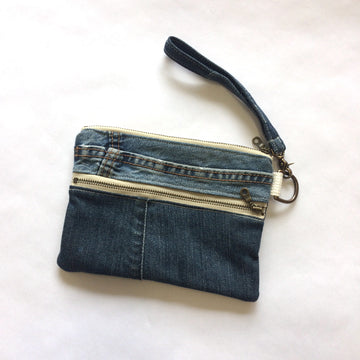 Casual Clutch Denim 5