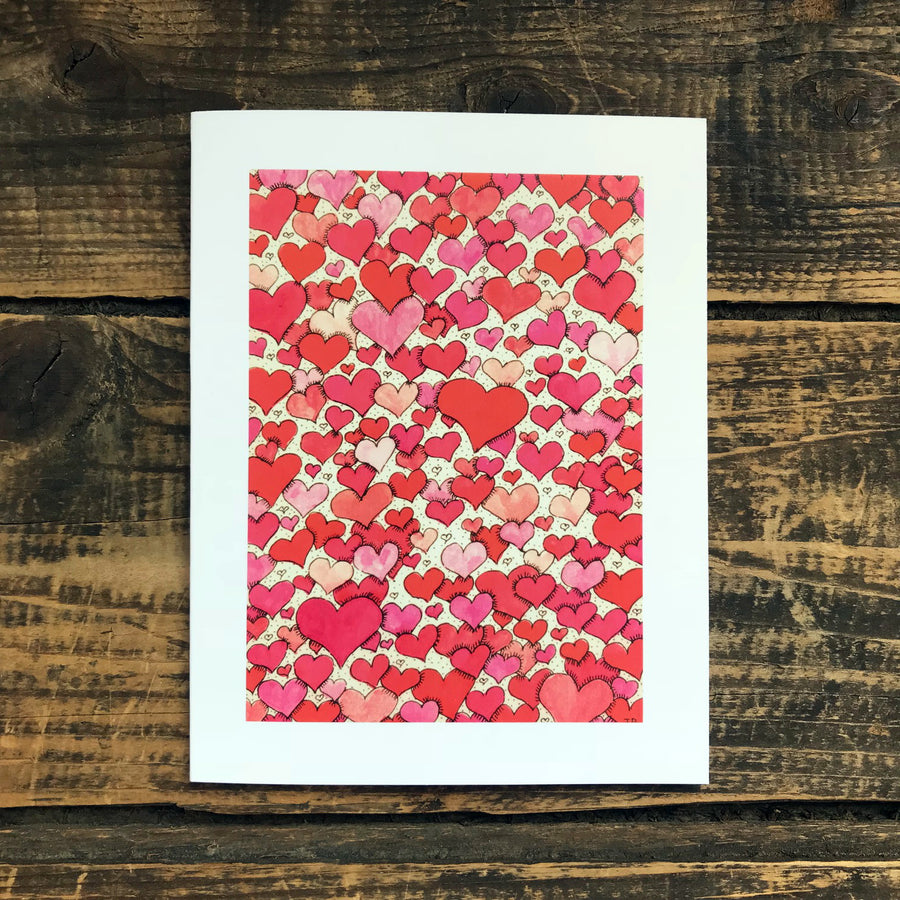 Love is Everywhere Note Card
