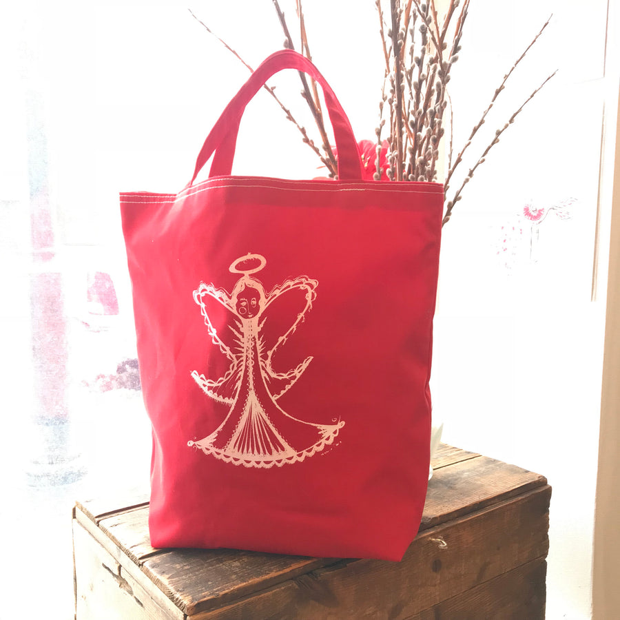 Hark the herald angels sing… Reusable Bag