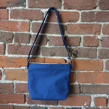 Royal Blue Crossbody Bag