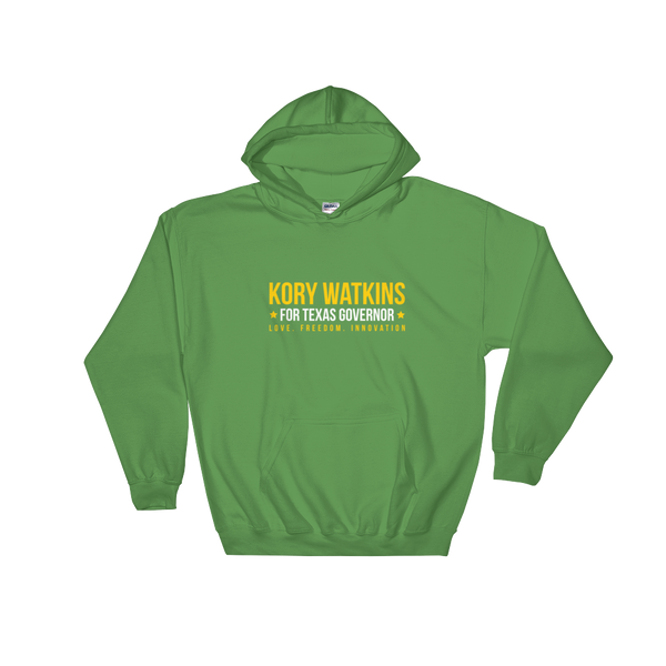 Love.Freedom.Innovation Pullover Hoodie