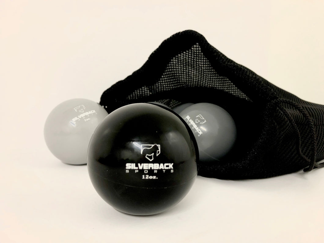 Ballistic Hitting Set + Carry Bag