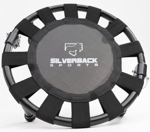 Mini-Trampoline Rebounder + Carry Bag