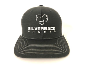 Authentic Silverback Sports Snapback Trucker Hat