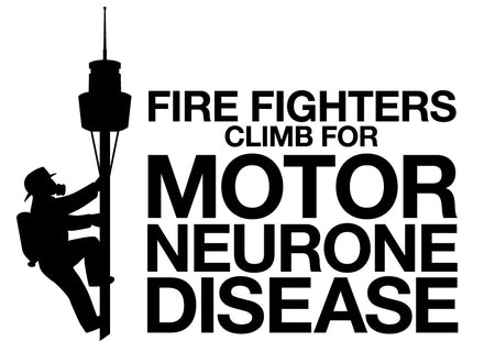 Fire Fighters Climb for MND