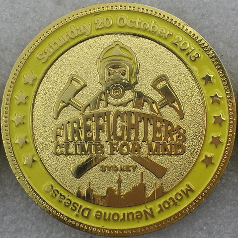 2018 Challenge Coin