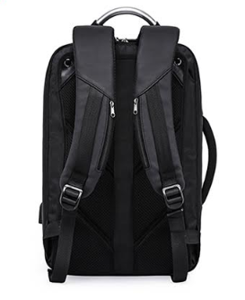 Barber Backpack (Grey) - Barber Backpack