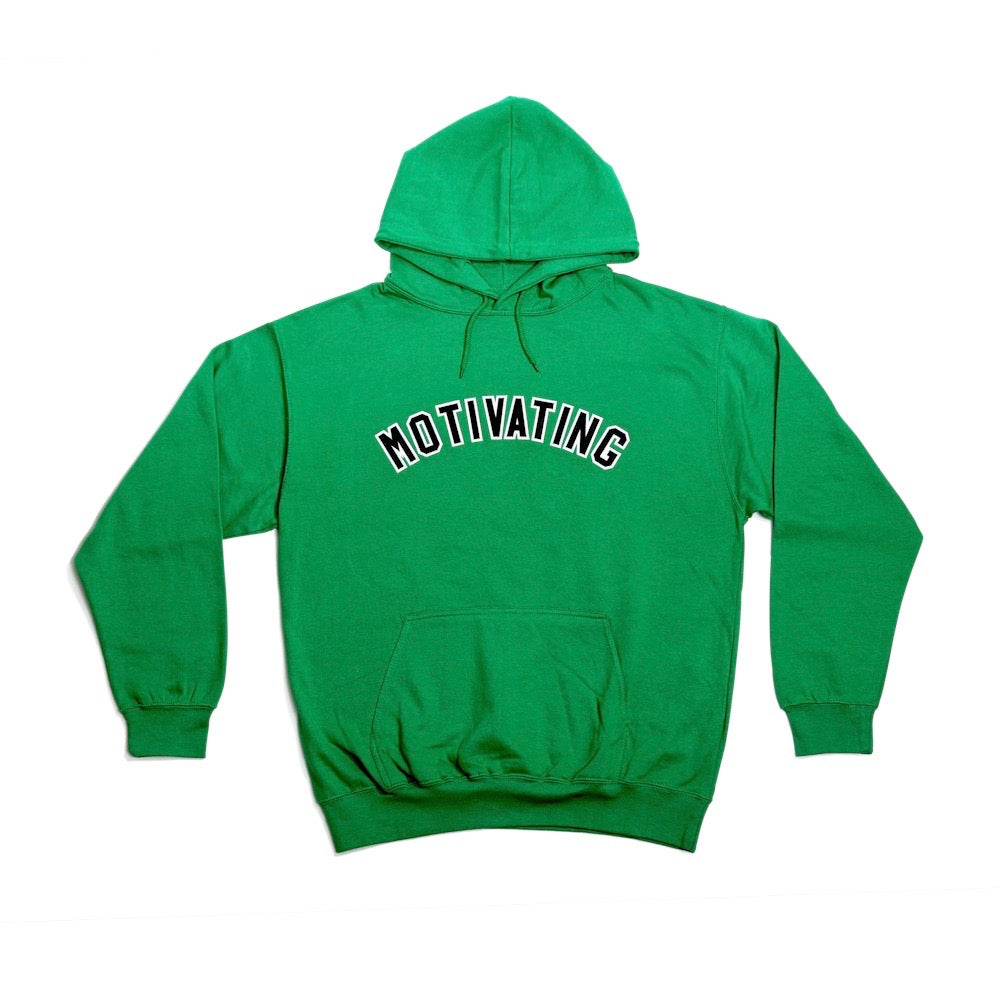 "CRIMES ""UNIVERSITY"" HOODIE"