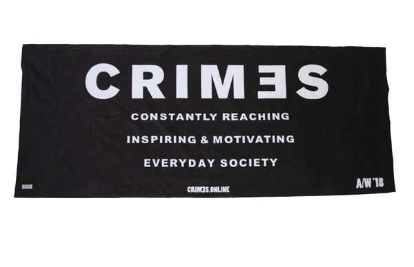 CRIMES Utility Towel