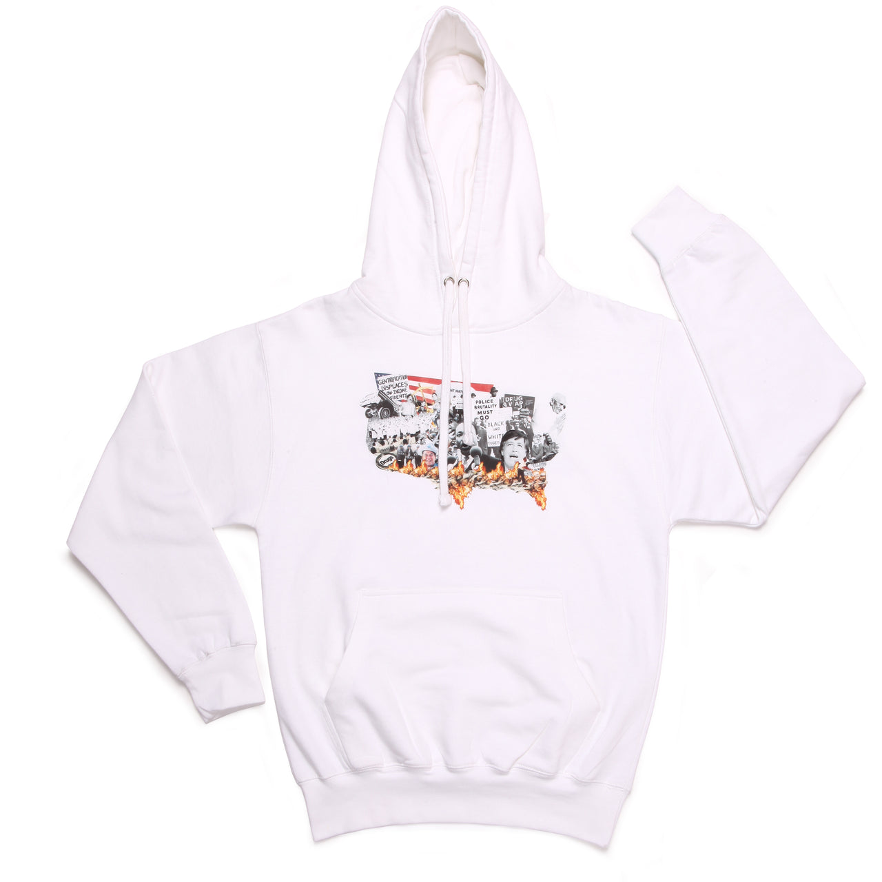 """Nation Of Emergency"" Hoodie"