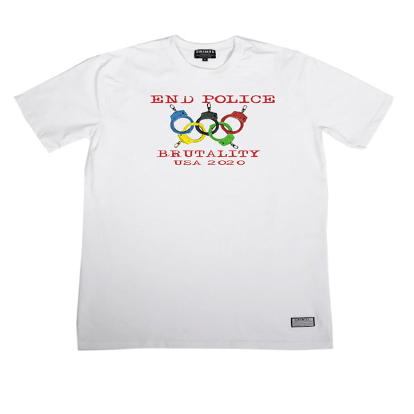 "CRIMES ""Olympic"" T-Shirt"
