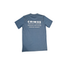 "CRIMES ""Plain Jane"" Spring 19' T-Shirt"