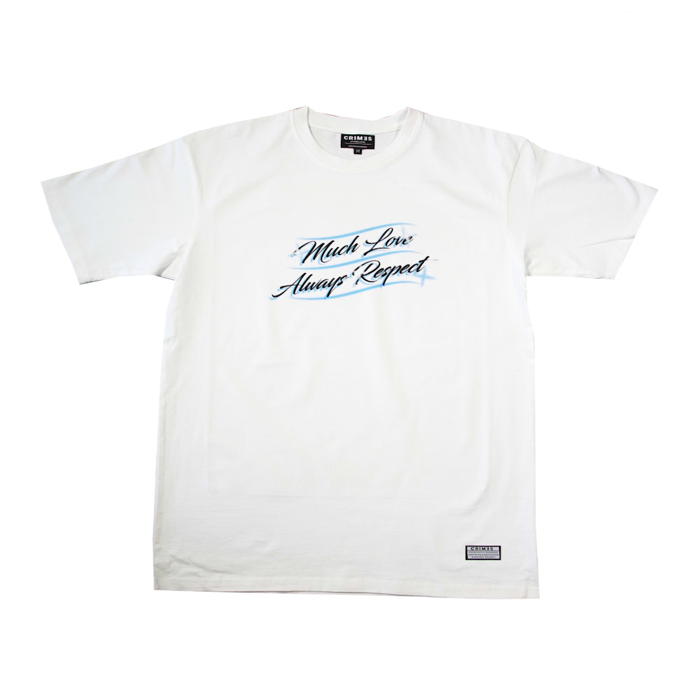 "CRIMES ""1987"" Short Sleeve Tee"