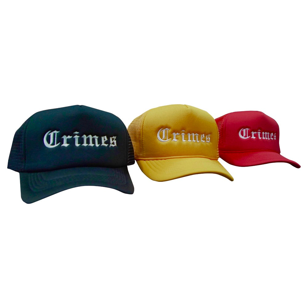 "CRIMES ""OG"" Trucker Hat"
