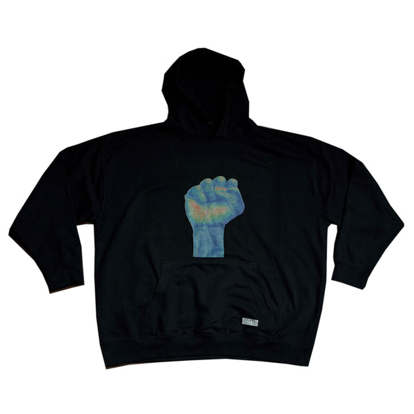 "CRIMES ""Fight The Power"" Hoodie"