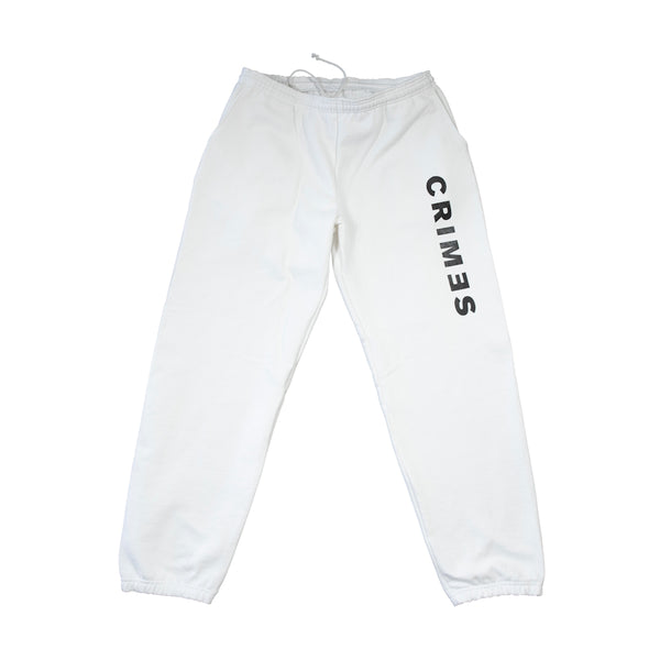"CRIMES ""HVW8"" Sweat Pant"