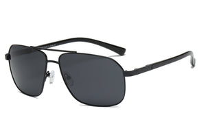 Ethan Classic Brow-Bar Sports Polarized Sunglasses - Man Cave Hive
