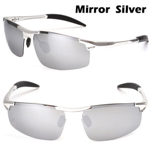 Men's anti-glare Polarized Driving Glasses - nighttime or daytime 17 colors - Man Cave Hive