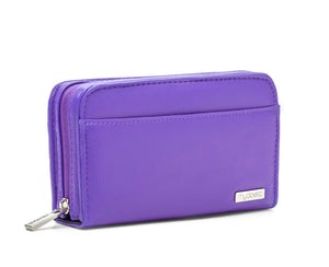 Myabetic Banting Wallet in Purple