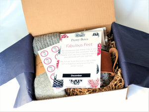 December Subscription Box