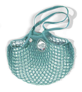 Filt Filet String Market Bag in Aqua