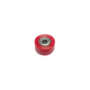 Dynacord Super 76 Red Rubber Roller with Low Friction Bearings