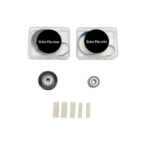 Korg Stage Echo Service Kit with Updated Low Friction Roller for SE-300 & SE-500