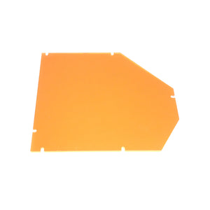 New Orange Tape Bay Cover RE-101, 150, 201, 301, 501 & SRE-555 Space Echo