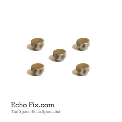 5 x Tape Bay Thumb Nut for Roland Space Echo