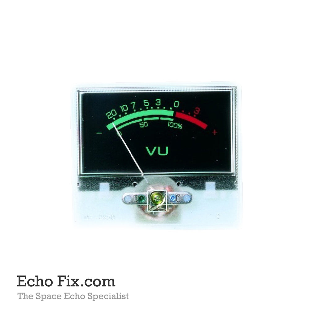 VU Meter for Roland RE-201 RE-150 RE-101 RE-301