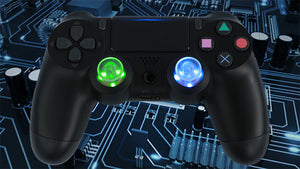MaxColor Dream stick v.5 kit set  (for PS 4 Slim or Pro controller)