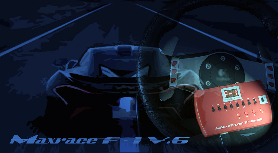 MaxRace F-1 v.6 racing game converter