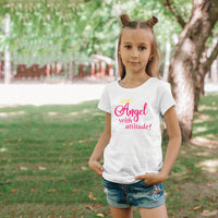 Angel With Attitude! (t-shirt/bodysuit)
