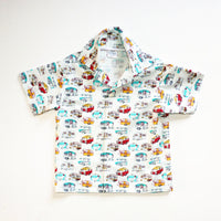 The Ollie Shirt (Everyday version) - Choose Your Fabric