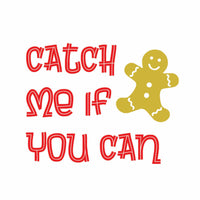 Christmas (t-shirts/bodysuits) - Catch Me If You Can