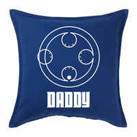 Gallifreyan Name - Personalised Cushion