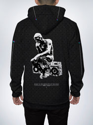 BOOMBOX PULLOVER HOODIE