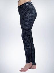 xclusive member black sun leggings