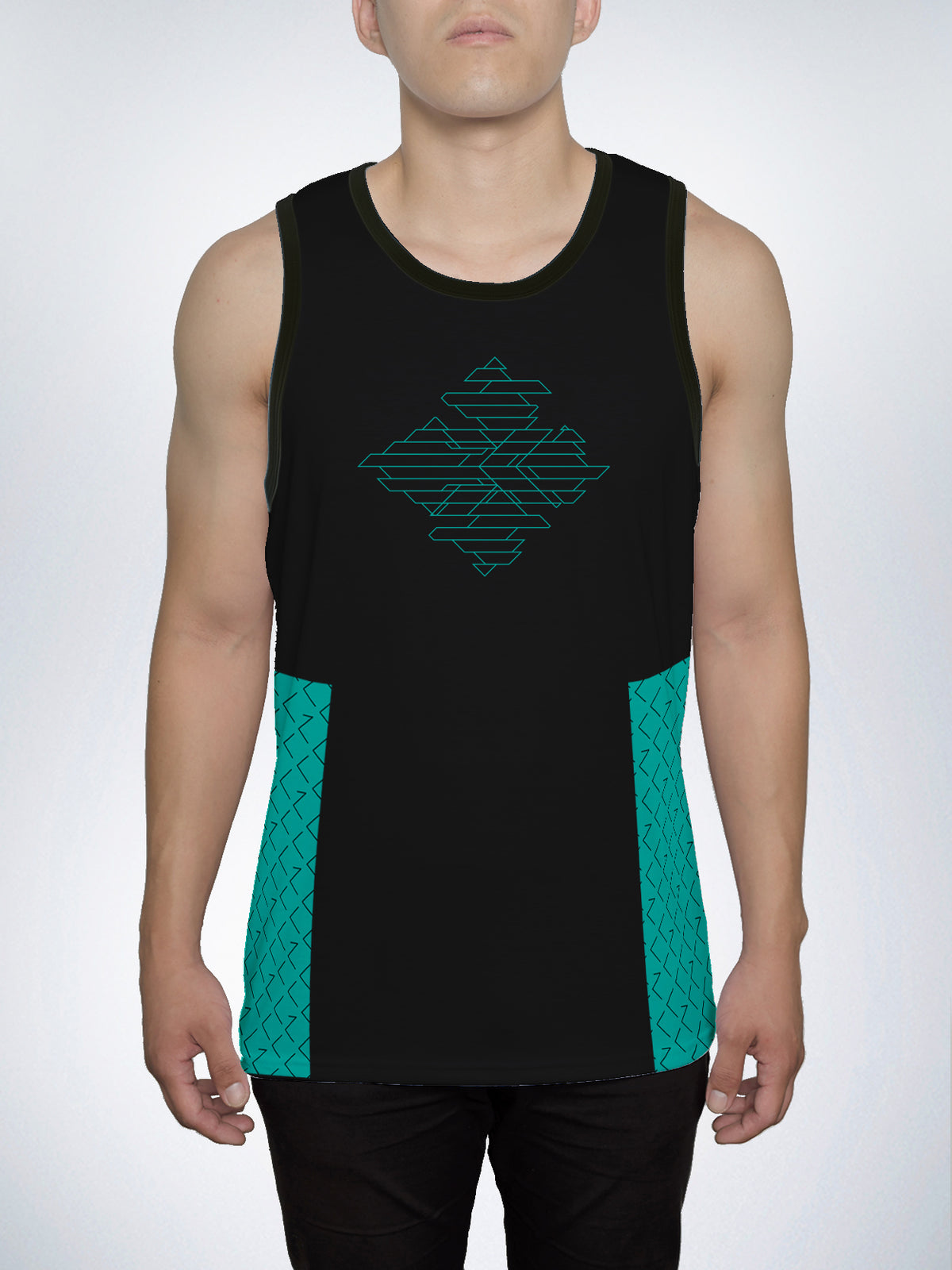 Fragments Men's Tank Top